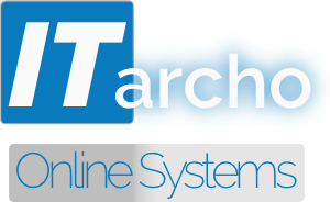 ITarcho Online Systems Logo-primary-shadow